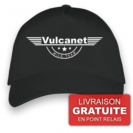 Casquette Vulcanet